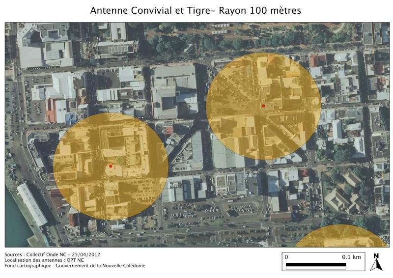 Tigre & Convivial Centre ville