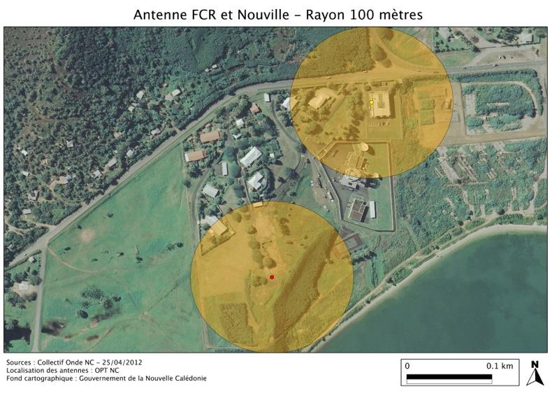 FCR et Nouville