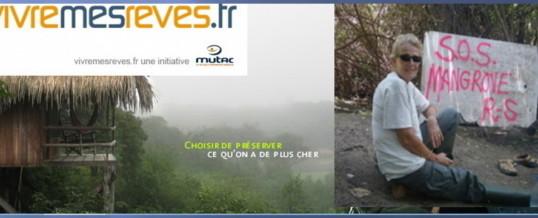 «Vivre mes rêves» avec le projet «SOS mangrove à Rivière Salée»