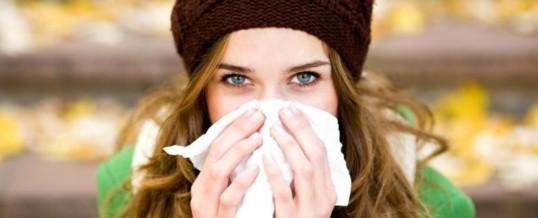 Rhume: des médicaments sans ordonnance dangereux
